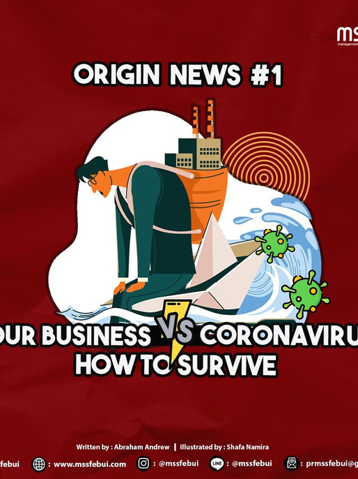 Origin News #1