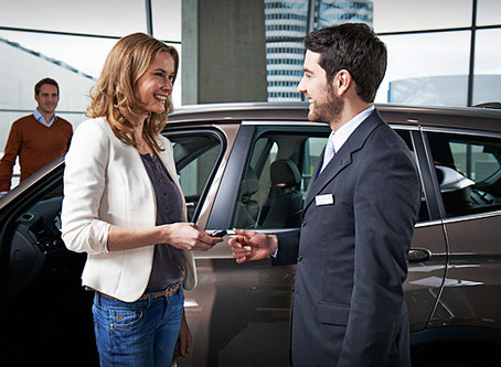 Change in Automotive Customer Behavior and Importance of  Dealer Experience