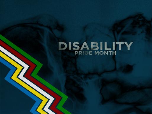 DISABILITY PRIDE: REPRESENTATION IN HORROR