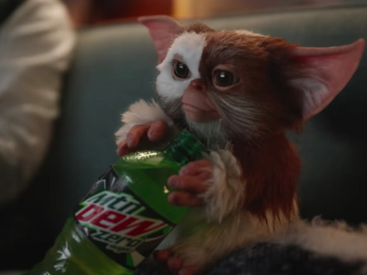 MOUNTAIN DEW MAKES NEW GREMLINS GROW