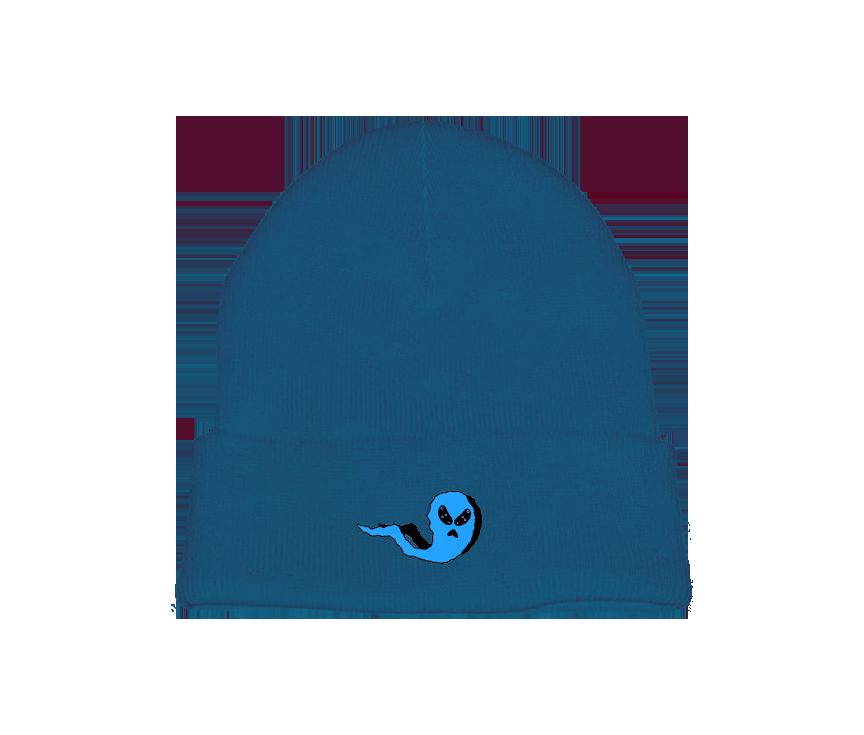 Blue Ghost Beanie