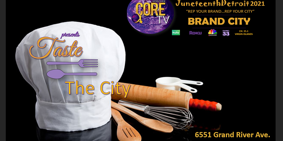 """Taste The City- """"All About The Taste"""" Fest"""