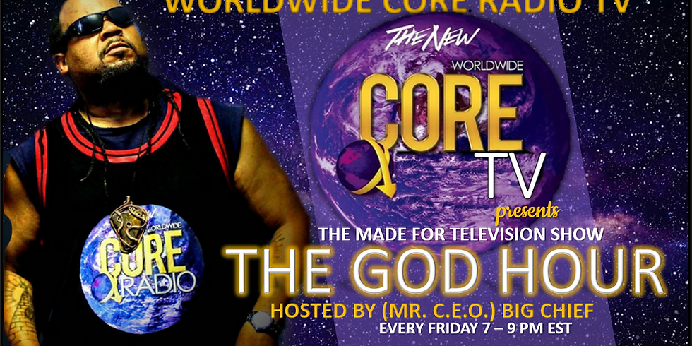 FREE INTERVIEW ON THE GOD HOUR