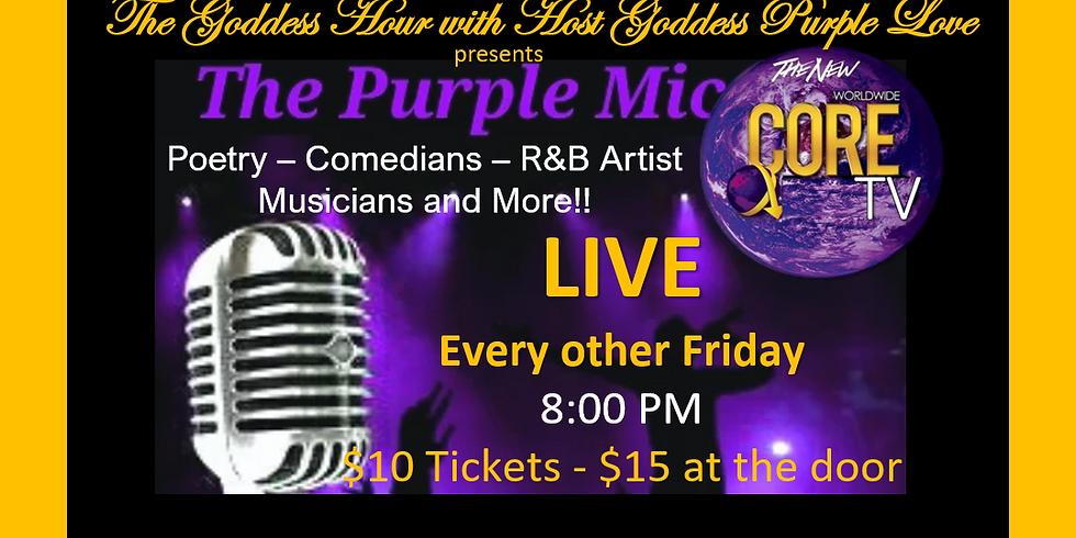 The Purple Mic