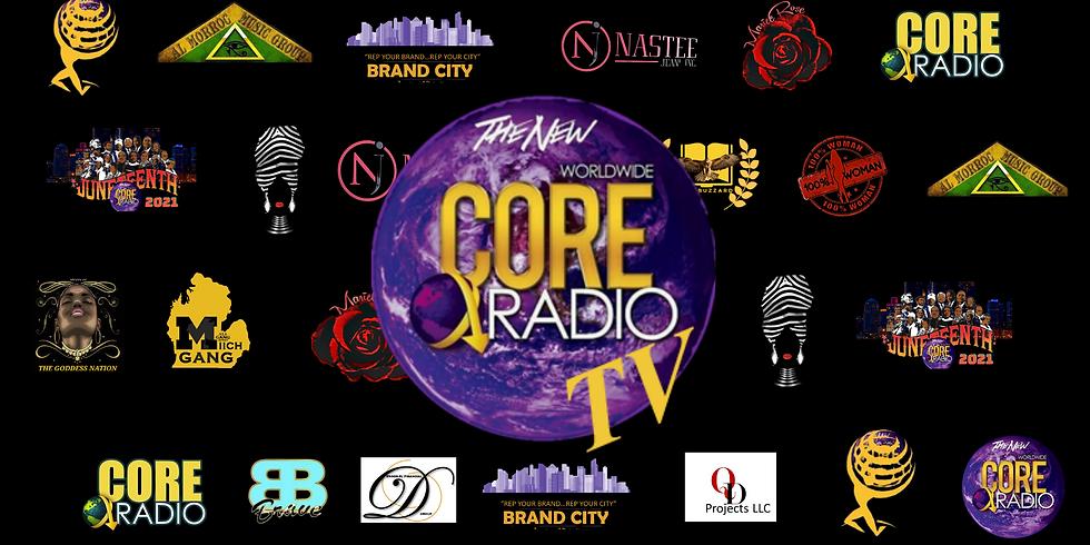 Core TV Network Sponsorship Banner
