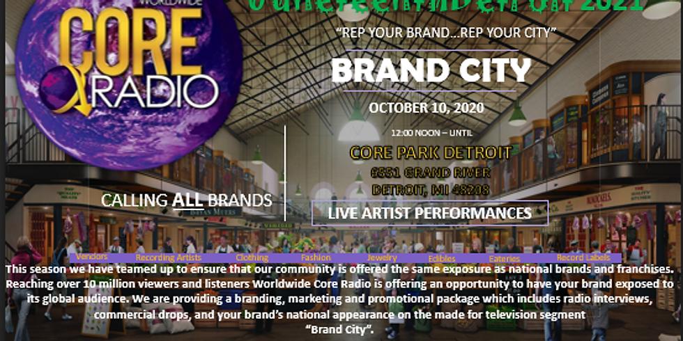"""BRAND CITY"" EVENT"