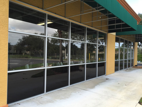 Reduce AC costs with window tint