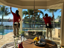 Luxury window tinting