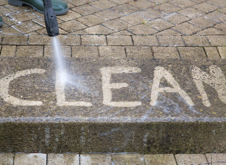 Pressure Cleaning and Pressure Washing