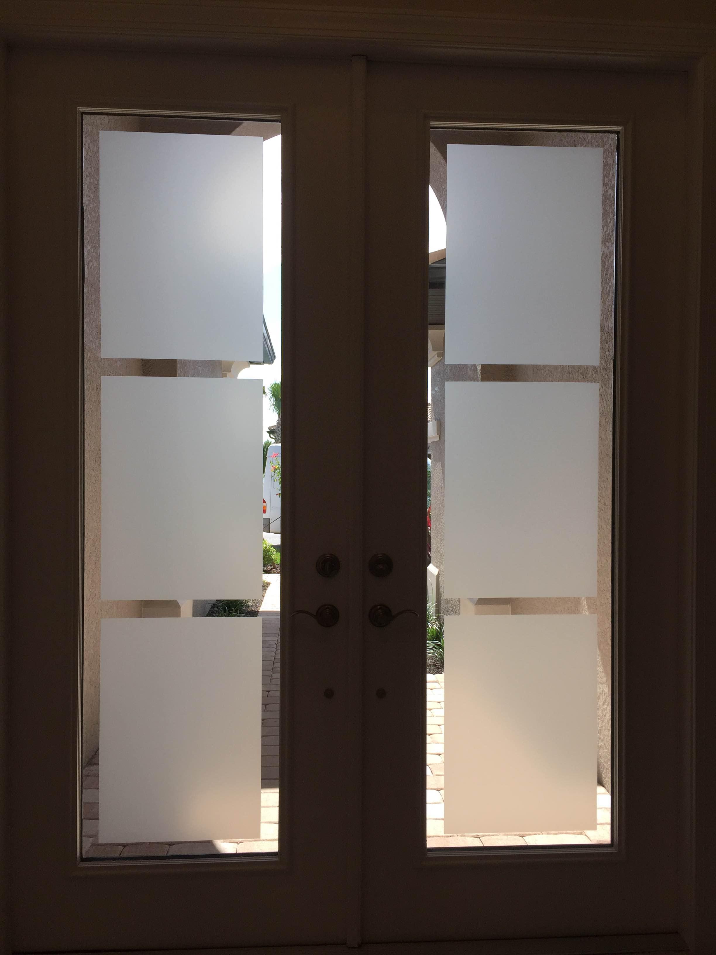 Custom Glass Window Film