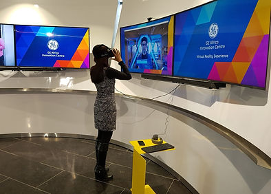 GE Africa Innovation Centre. Virtual Rea