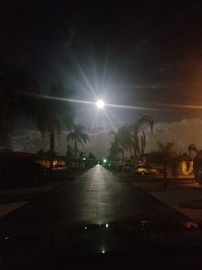 Full Moon Over Midlane