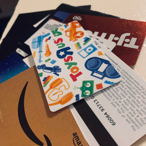 Gifts Card Stockpile