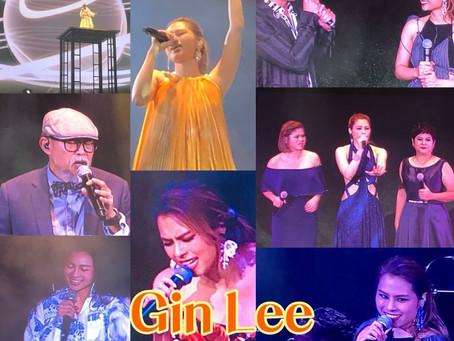 《Channel新聞》Gin Lee首次紅館個唱感動全場🎼🎼🎤🎤