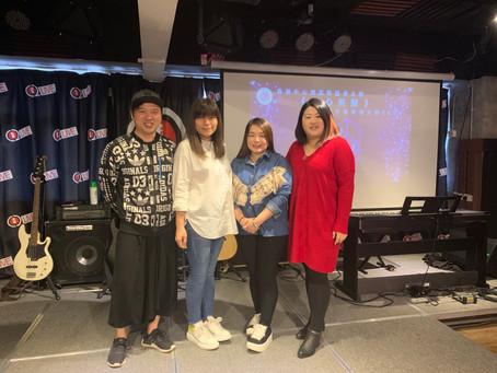 獲邀請擔任香港中山西聯誼會第七屆凝心共聚歌唱大賽評判