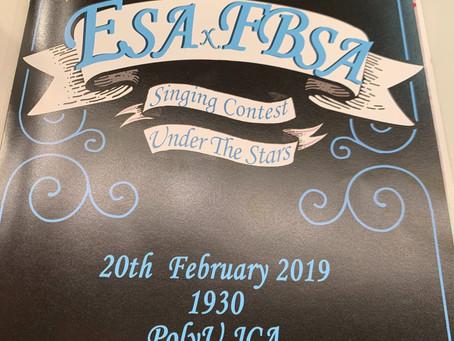 獲理工大學邀請擔任ESA x FBSA決賽評判
