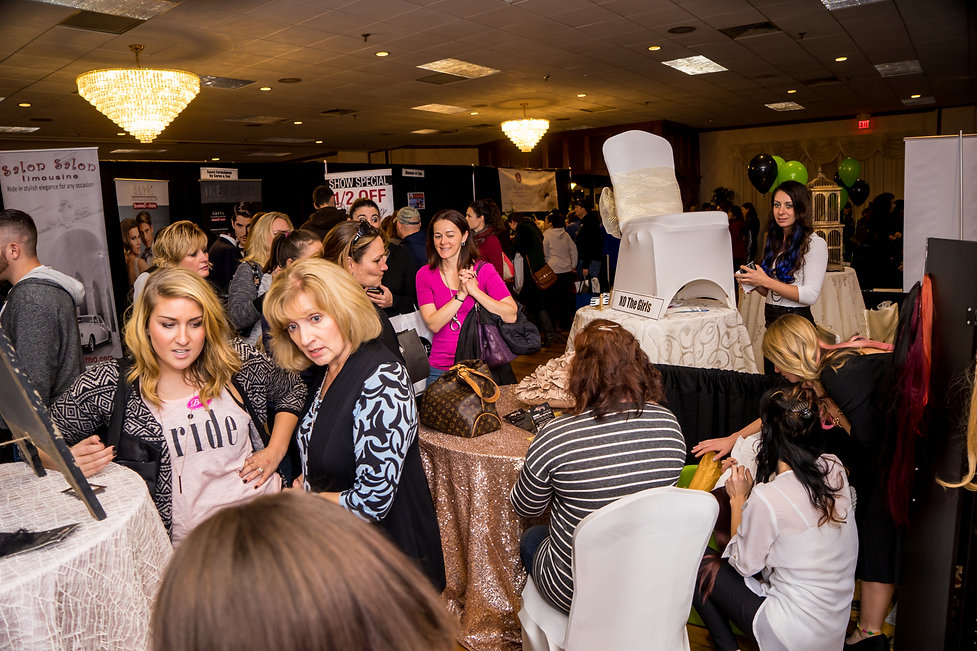 Grand Wedding Expo Foxboro exhibits