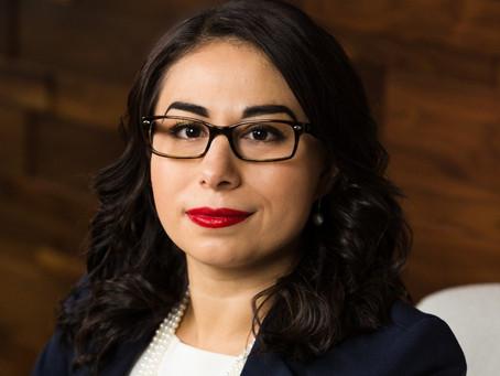 Melina Martinez selected to OTLA's Leadership Academy