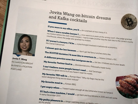 Jovita T. Wang featured in Super Lawyers