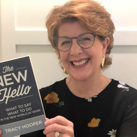 My New Book: The New Hello