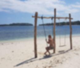 Lombok Gili Bali beach island