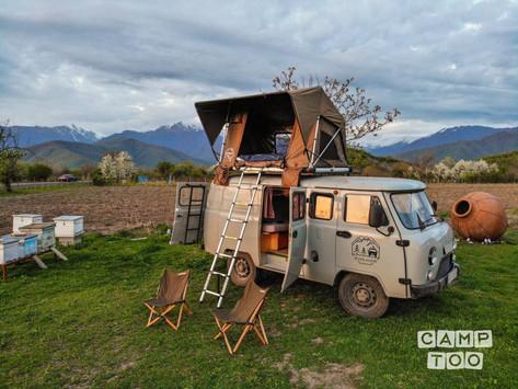 Weekendje weg? Huur een camper met je bubbel want de campings zijn weer open!