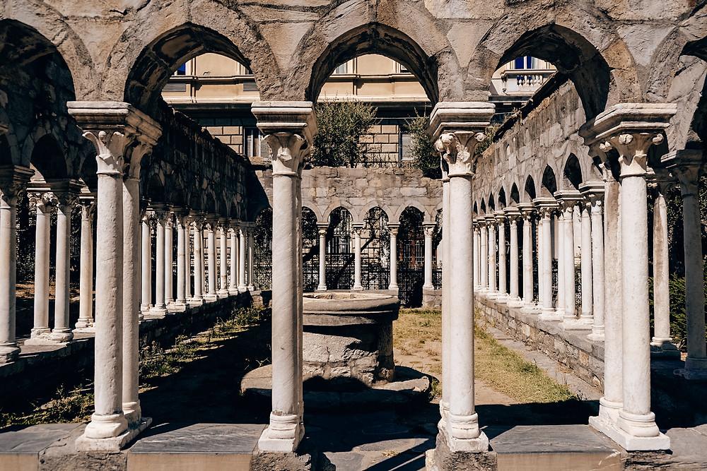 Cloister of Sant'Andrea