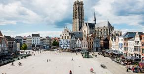 Mechelen: weekend getaway for hipster epicureans