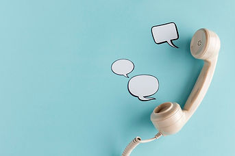 top-view-chat-bubbles-with-telephone-rec