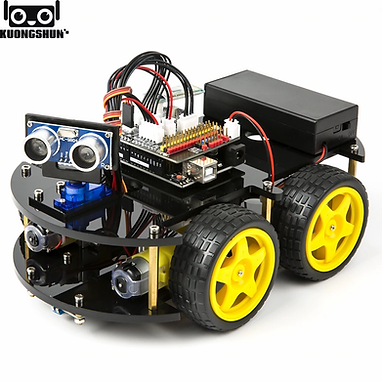 Multifunctionele-4WD-Robot-Car-Kits-Ultr