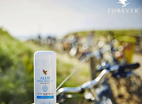 14 приложения на сухия дезодорант на Форевър