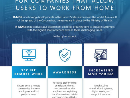 KEEPING YOUR BUSINESS SAFE WITH EMPLOYEES WORKING REMOTELY