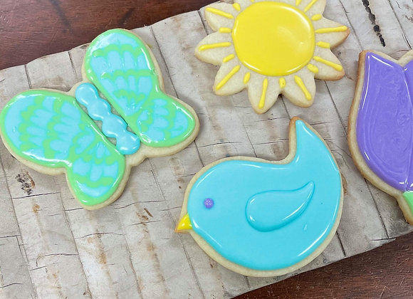 Cookie Decorating Class - Sun. March 14th @1pm