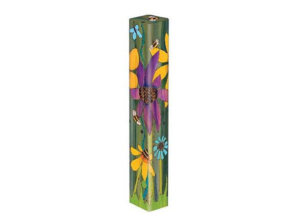 """Peace Garden 10"""" Mini Art Pole"""
