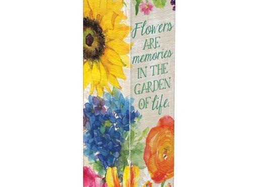 """Garden Memorial 20"""" Art Pole"""
