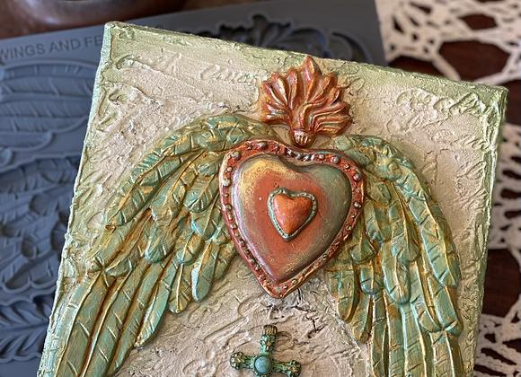 Sacred Heart Decor Block Workshop 9/21@6pm $48