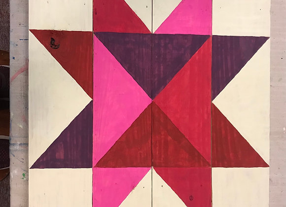 Barn Quilt Class By Appointment
