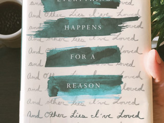 Stop + Read: 'Everything Happens for a Reason' by Kate Bowler