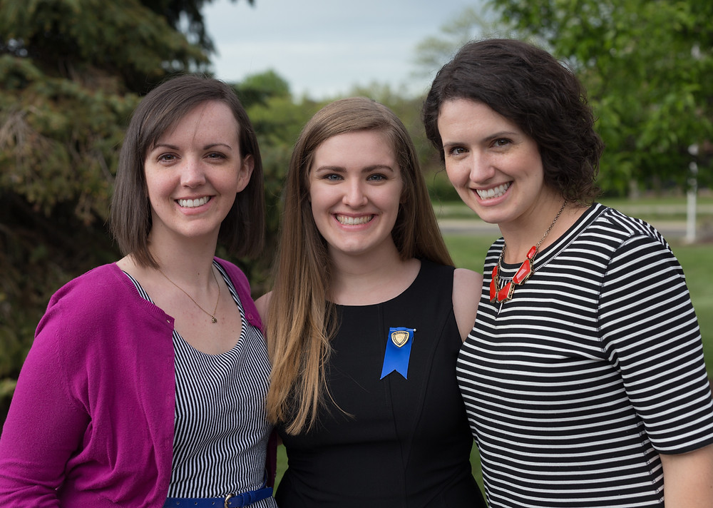 SISTERS: Emily, Hannah, & Bethany
