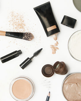 Luxurious Makeup and Cosmetics