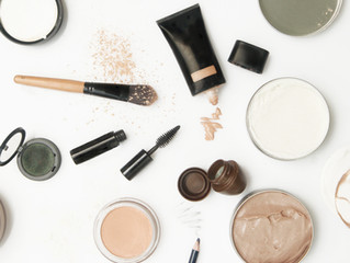 Create a new life for old broken makeup!