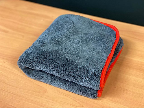 """Extreme Thick Microfiber Towel - 1200 GSM, 16x16"""""""