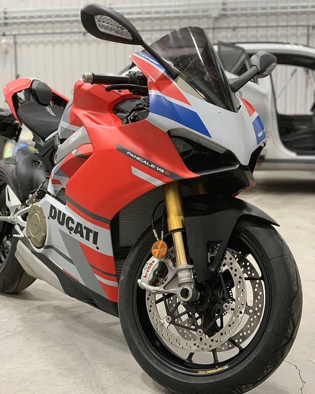 2019 Ducati Panigale V4 S Corse in for ✔