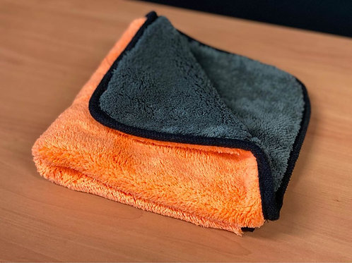 Ultra Thick Microfiber Towel - 800 GSM, 16x16""