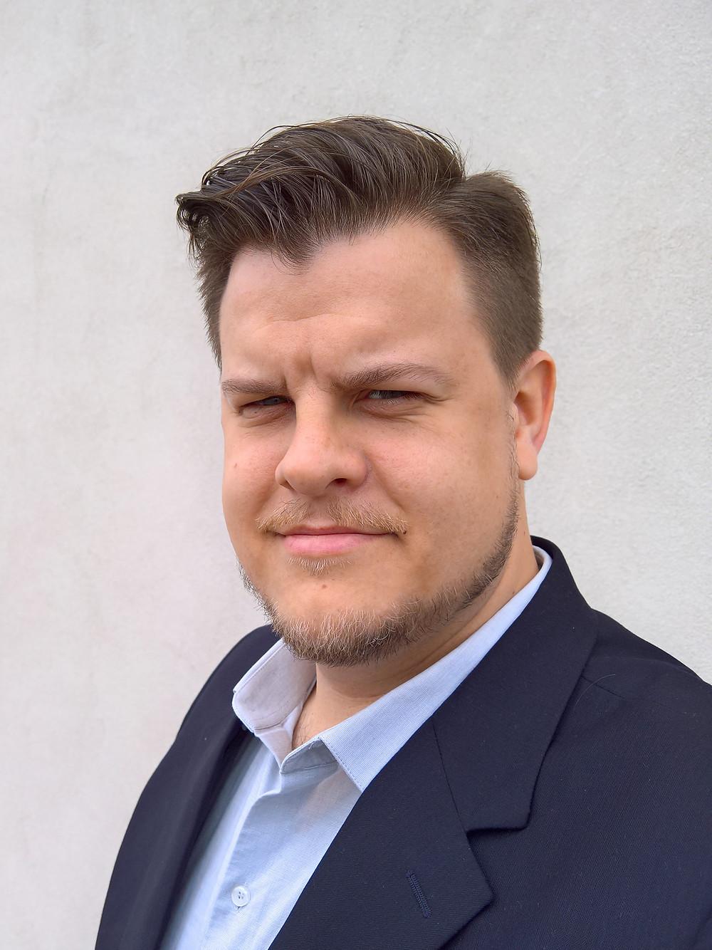 Jarkko Wickström, COO da Universidade da Finlândia