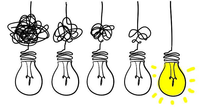 Criatividade na complementação dos estudos remotos