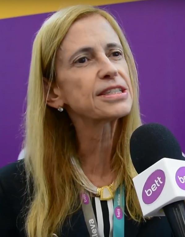 Claudia Costin, diretora do CEIP-FGV