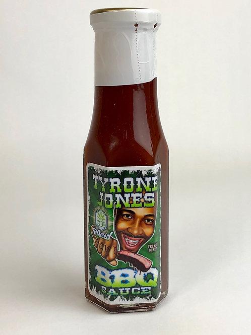 Tyrone Jones Medicated BBQ sauce