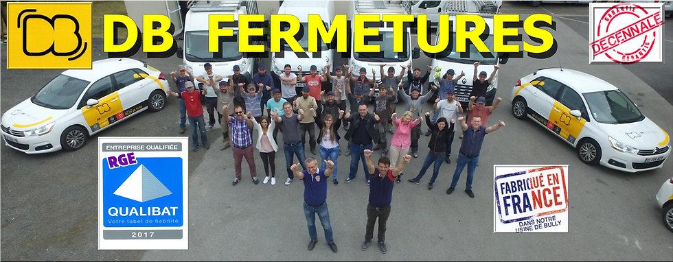 WWW.DBFERMETURES.COM