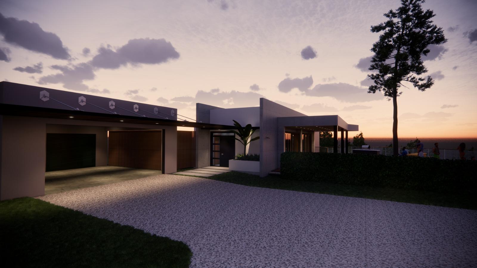 Main Residence Entrance